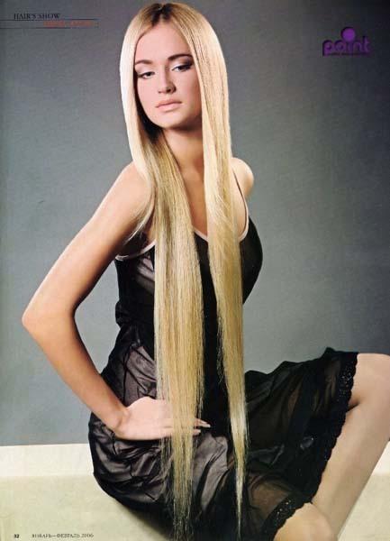 Восстановить поврежденные волосы ыстроб