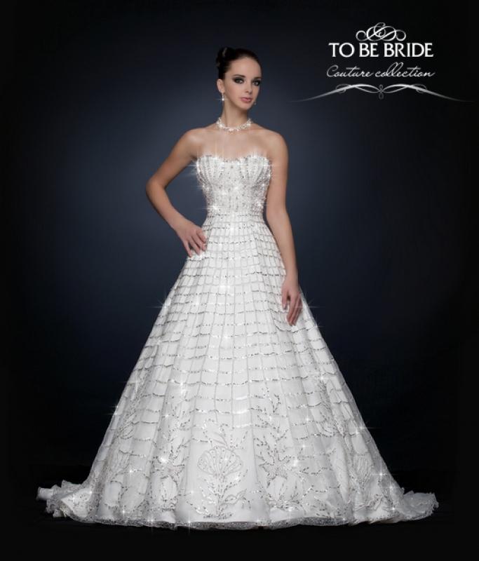 Свадебное платье kt013c
