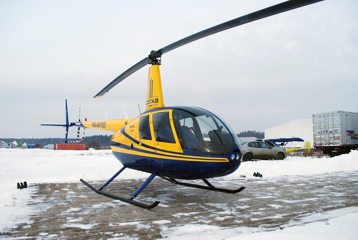Полет на вертолете в подарок в спб 18