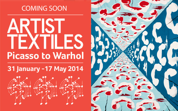 Artist Textiles. Picasso to Warhol