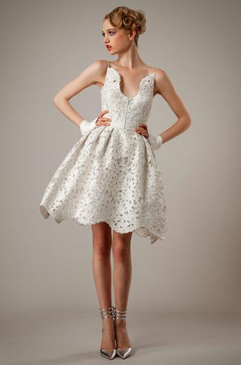 Как выбрать свадебное платье по типу фигуры > как выбрать