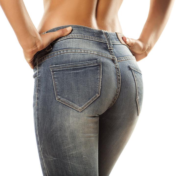 5 причин, по которой женщины с пышной попкой лучше худышек