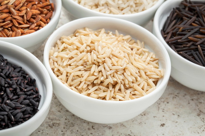 Зерна риса для похудения