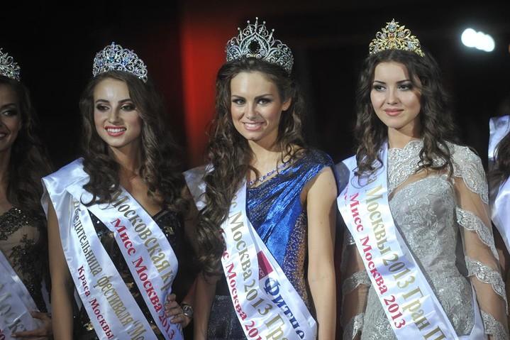 мисс краса москвы 2013