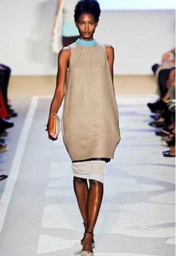 Фасоны платья мешка