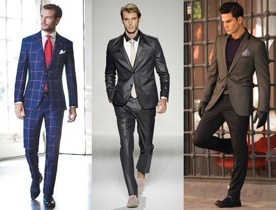 Что одеть на свадьбу гостю мужчине - классические 74