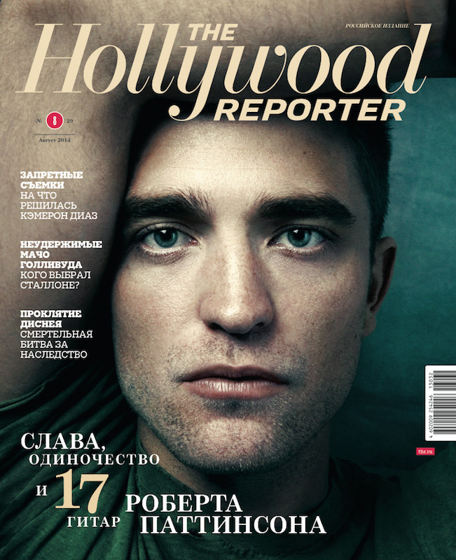 The Hollywood Reporter: августовский номер журнала