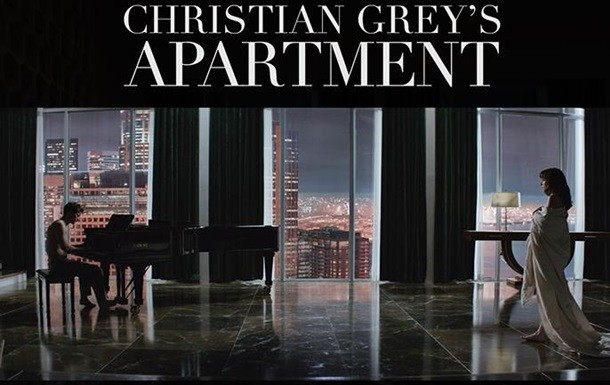 2017 inside christian greys apartment from shades of grey
