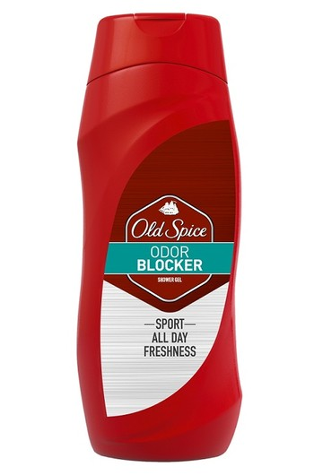 Must-have: гели для душа Odor Blocker Fresh и Sport от Old Spice