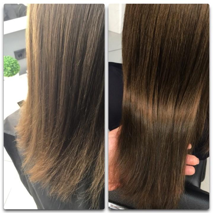 Полировка волос в москве