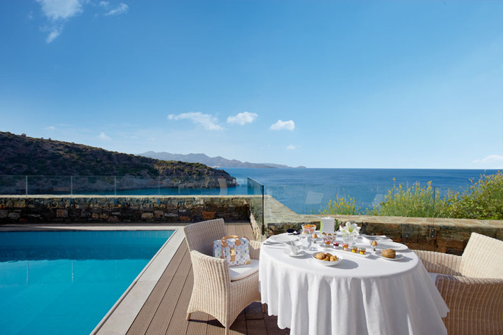 Отель Daios Cove Luxury Resort & Villas