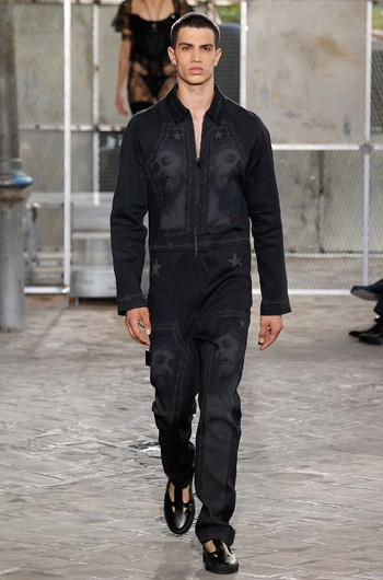 Givenchy Menswear, весна 2016