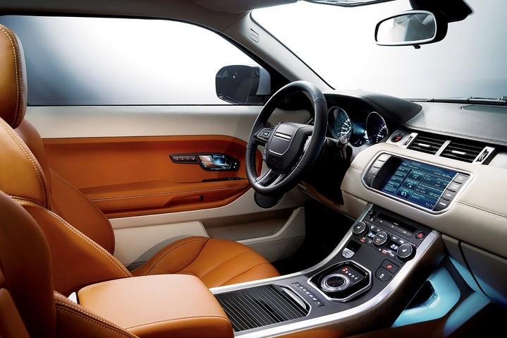 Range Rover Evoque: тест-драйв FashionTime.ru