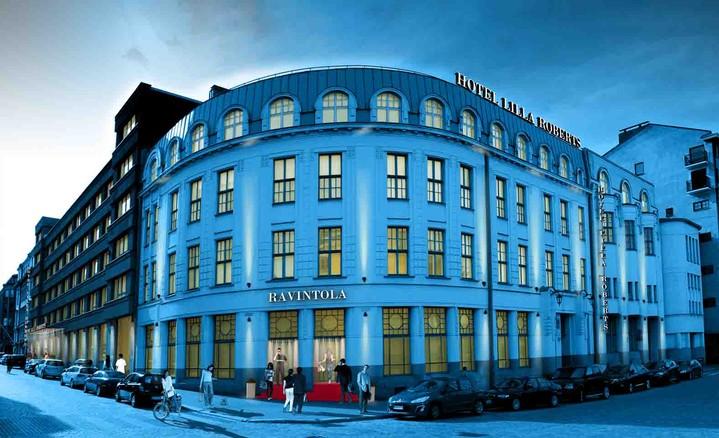 В Финляндии откроется отель Lilla Roberts