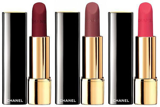 Chanel ����������� ����� ��������� ������� Rouge Allure