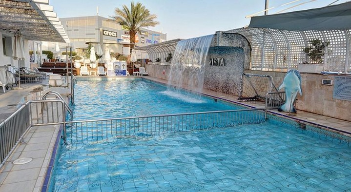 Отель Vista Boutique Hotel Eilat
