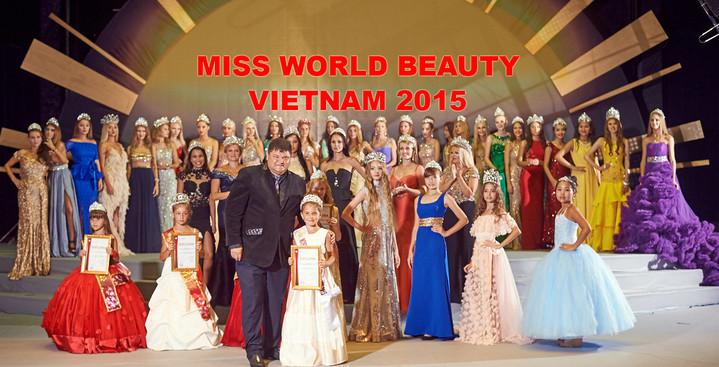 Конкурс Miss World Beauty