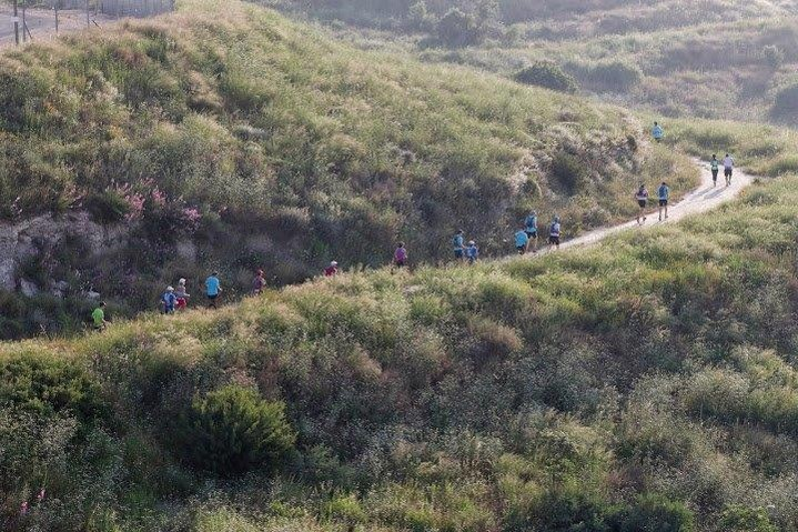 � ������� ��������� ����� The Mountain to Valley Relay Race