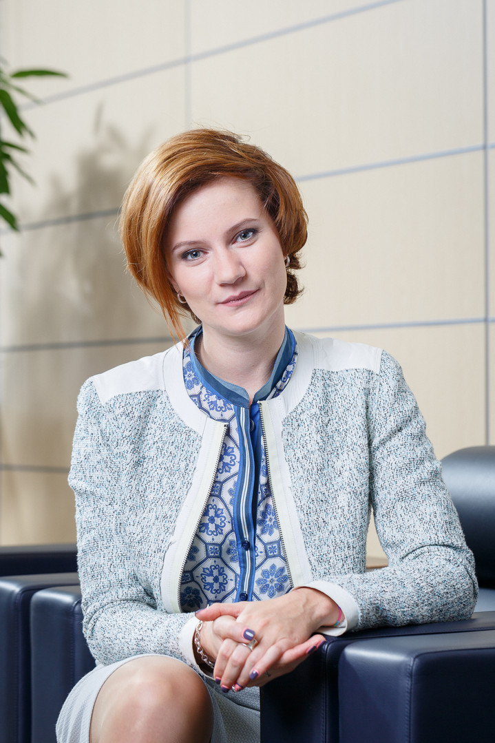 Елена Салахетдинова,начальник отдела маркетингаLexusв России