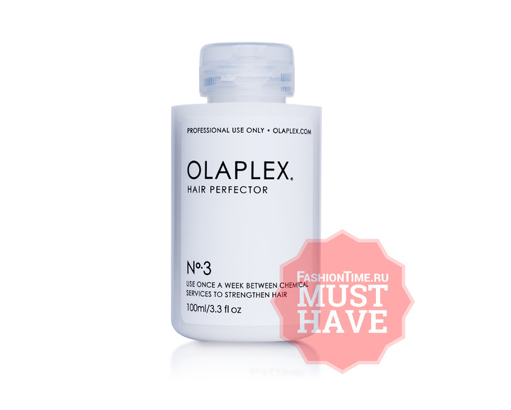 Must-have: элексир Olaplex No.3 Hair Perfector
