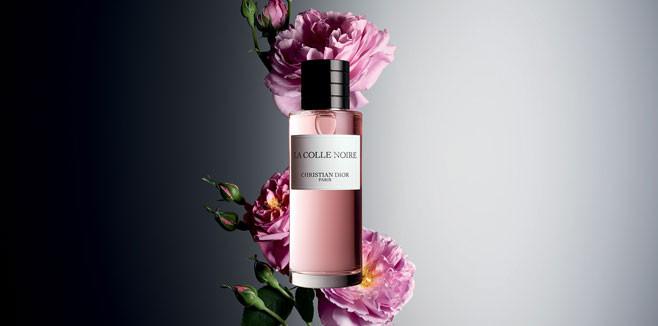 Цвет майской розы: новый аромат от Christian Dior