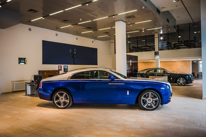 В Москве открылся салон Provenance Pre-Owned Rolls-Royce