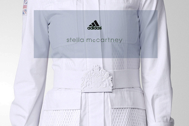 Великобритания от Stella McCartney & Adidas
