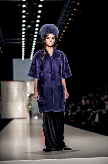 Mercedes-Benz Fashion Week Russia: показ Julia Dilua