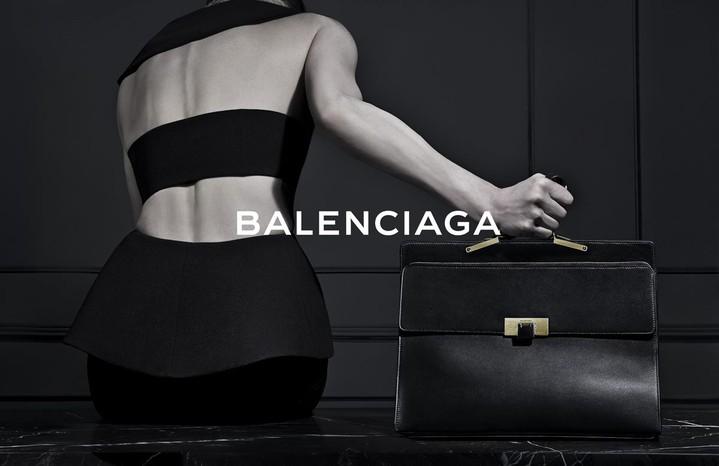 Стильный дом Balenciaga назначил гендиректора изYves Saint Laurent