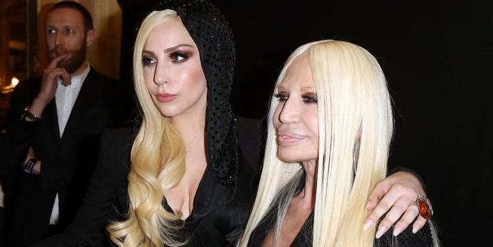 Леди Гага примерит насебя образ главы дома Versace