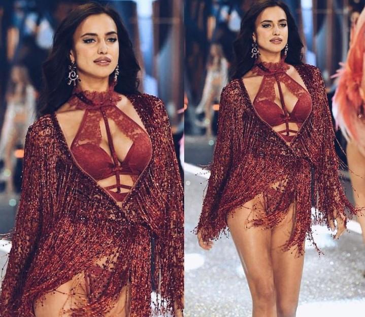Ирина Шейк впервый раз примет участие вшоу Victoria's Secret