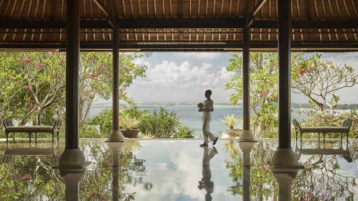 Отели Four Seasons Resorts Bali запустили новые фитнес-программы