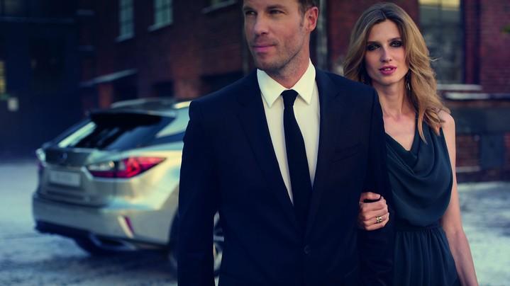 Lexus RX 350: тест-драйв FashionTime.ru