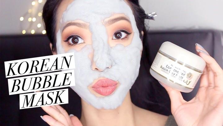 Что такое кислородно-пузырьковая маска для лица и чем она хороша