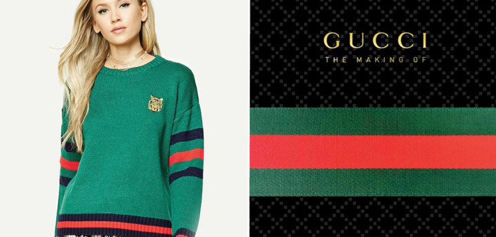 Forever 21 vs Gucci