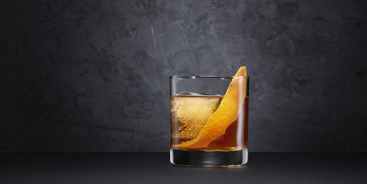 Jameson Old Fashioned Black