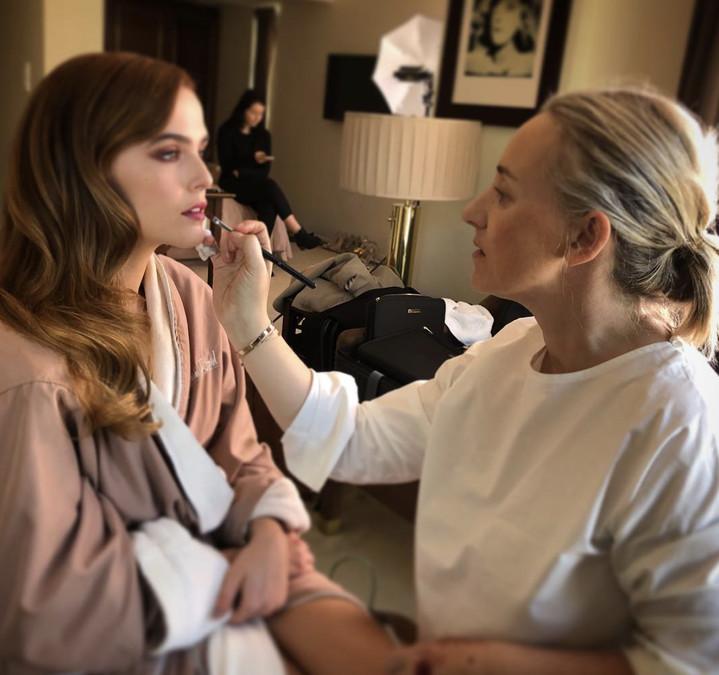 Как звезды готовились к церемонии «Оскар-2018»