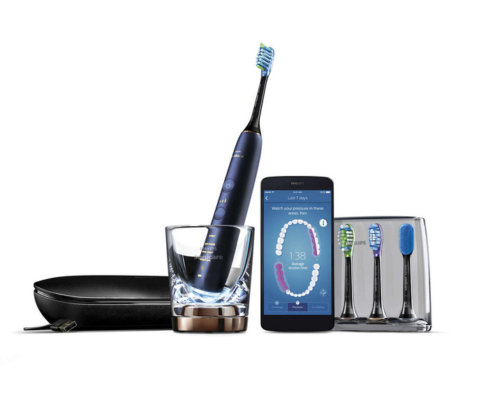 Зубная щетка Sonicare Diamond Smart от Philips