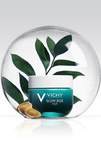 Зачем вам нужна новая крем-маска Vichy Slow Age?