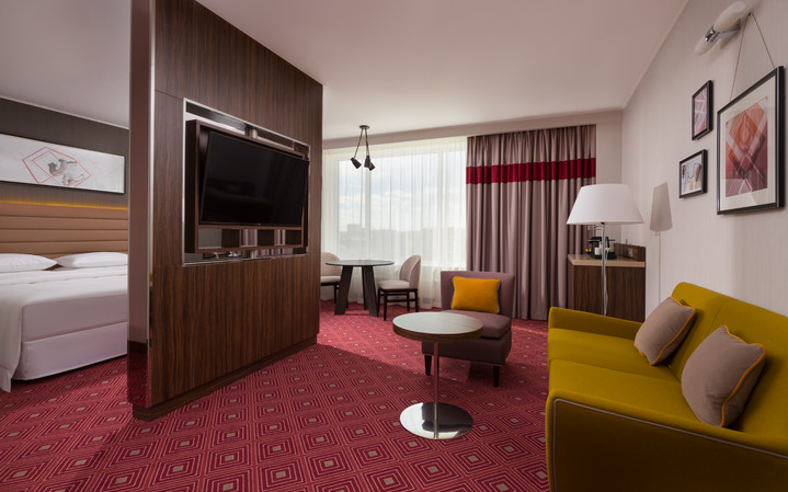 В Саранске открылся отель Four Points by Sheraton