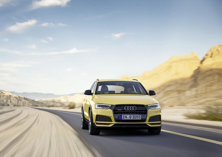 Audi Q3: автомобиль недели