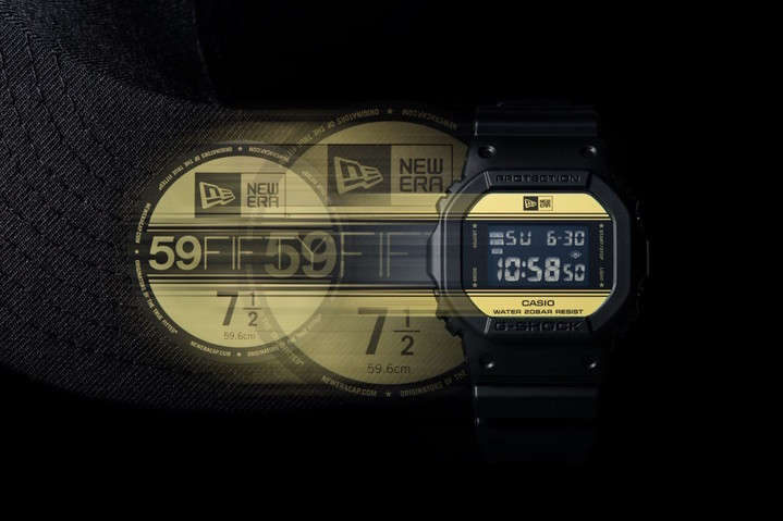 Casio G-Shock X New Era