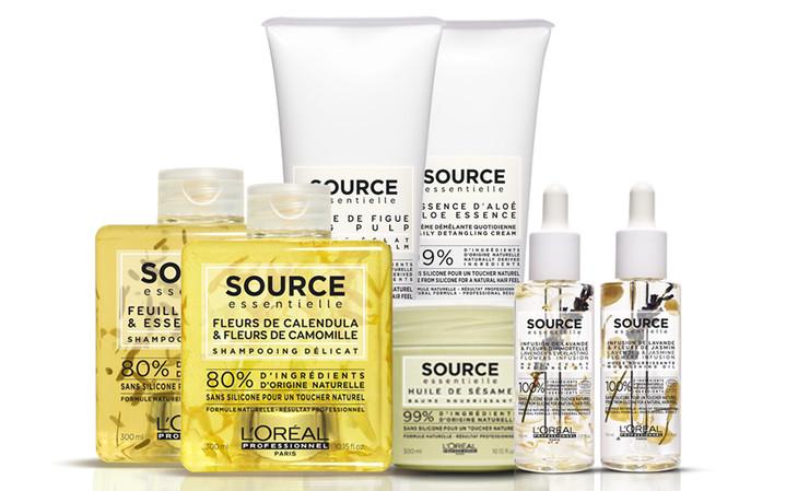 Запущен новый бренд по уходу за волосами Source Essentielle