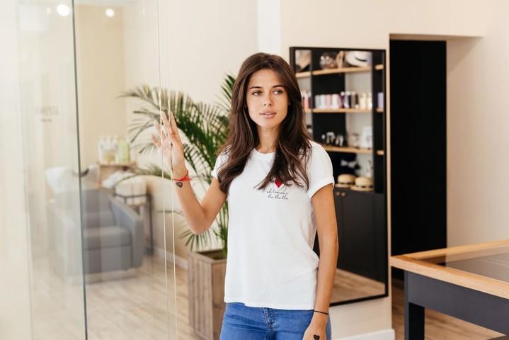 Ксения Шипилова призывает девушек становиться лучше