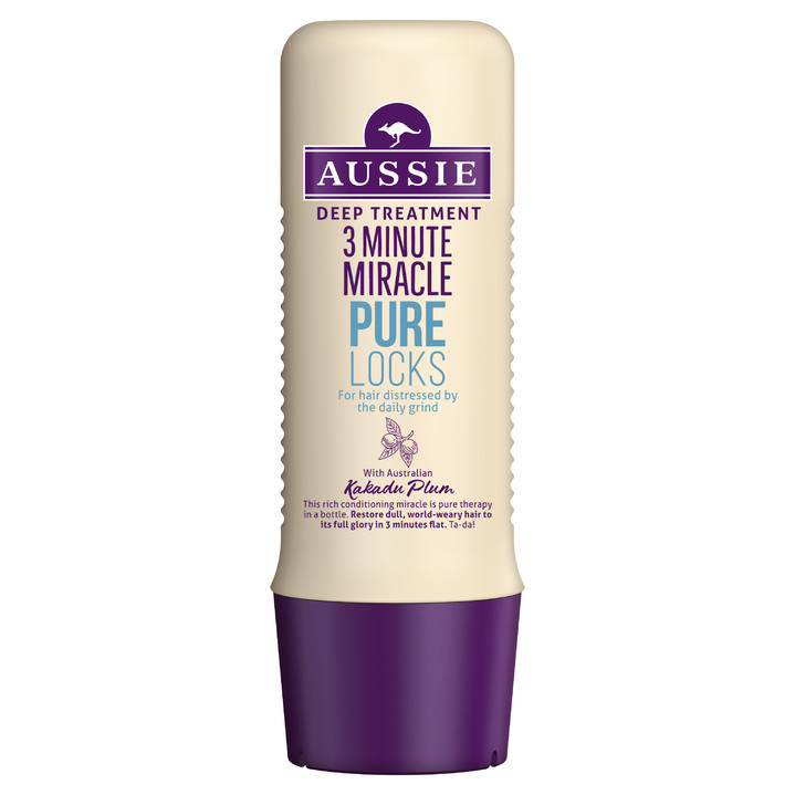 3 Minute Miracle Aussie Pure Locks