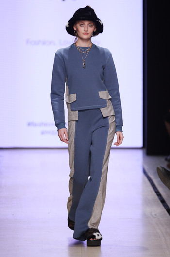 Mercedes-Benz Fashion Week Russia осень-зима 2019: FashionTime Designers