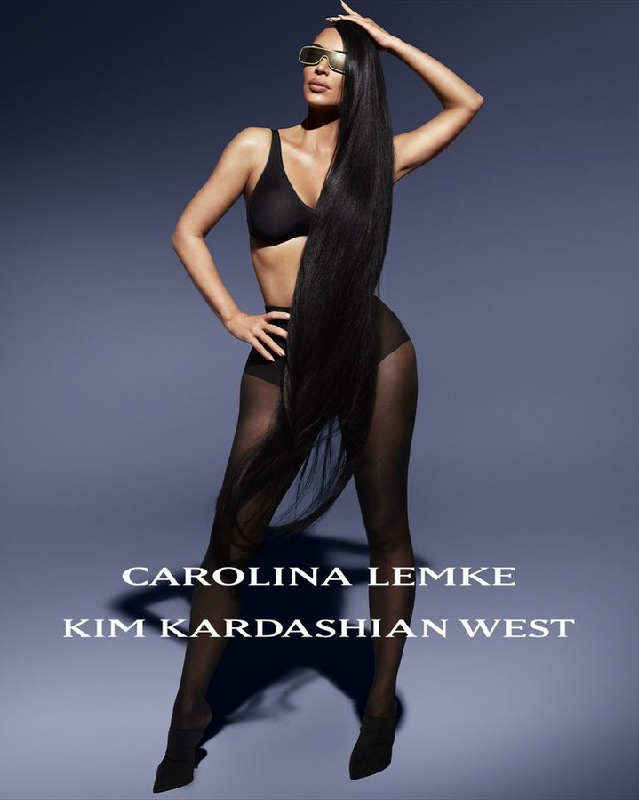 Carolina Lemke x Kim Kardashian West