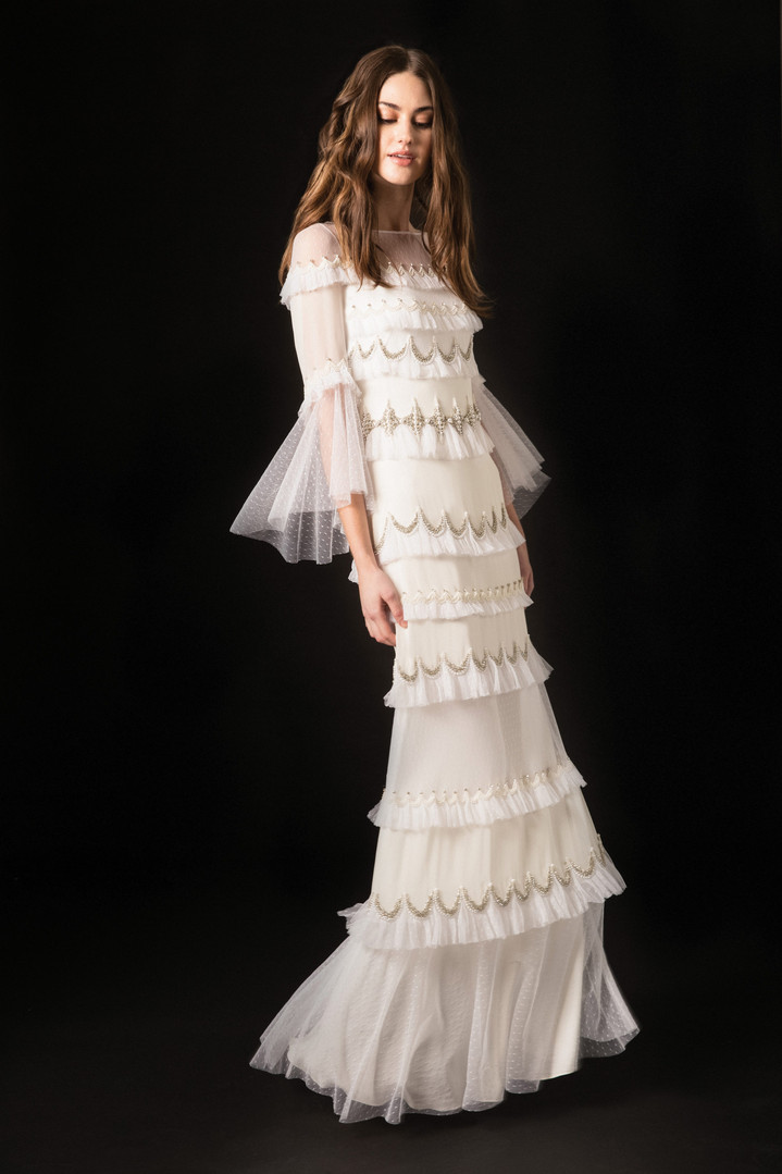 Temperley London Bridal весна-лето 2020