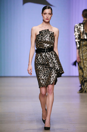 Mercedes-Benz Fashion Week Russia: Te Amo Couture by Oskanovi