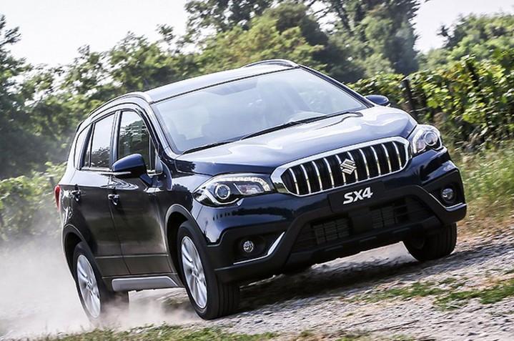 Suzuki SX4: